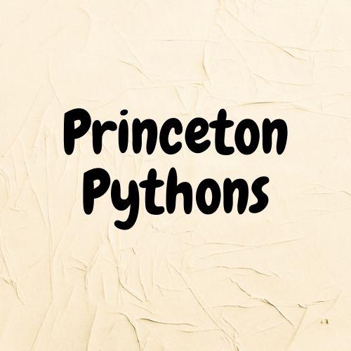 Princeton Pythons