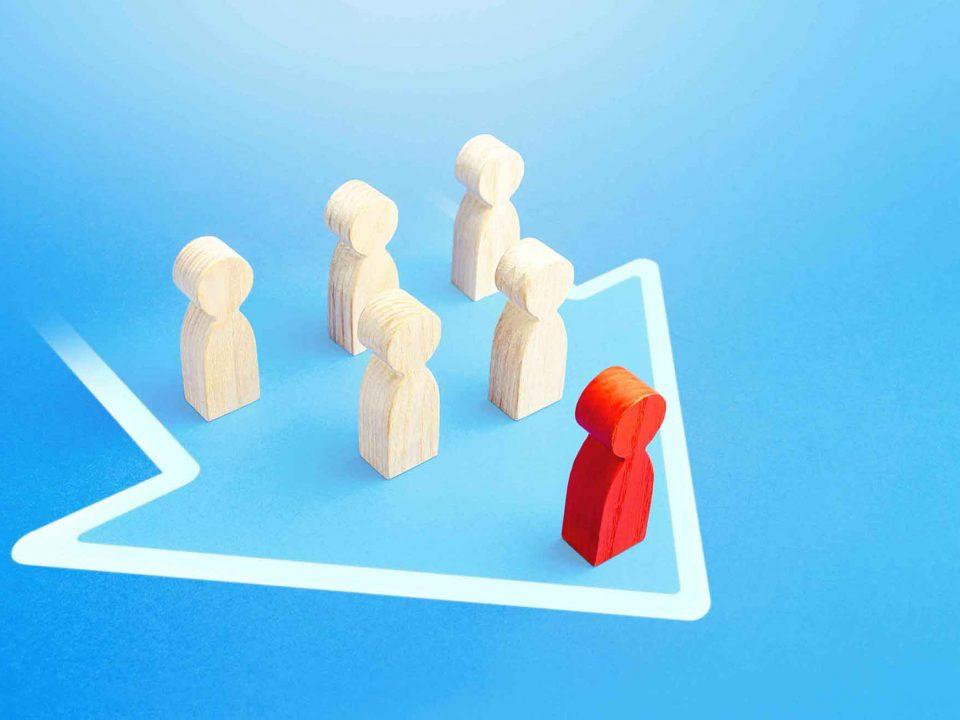 encontrar dados e avaliar seus stakeholders