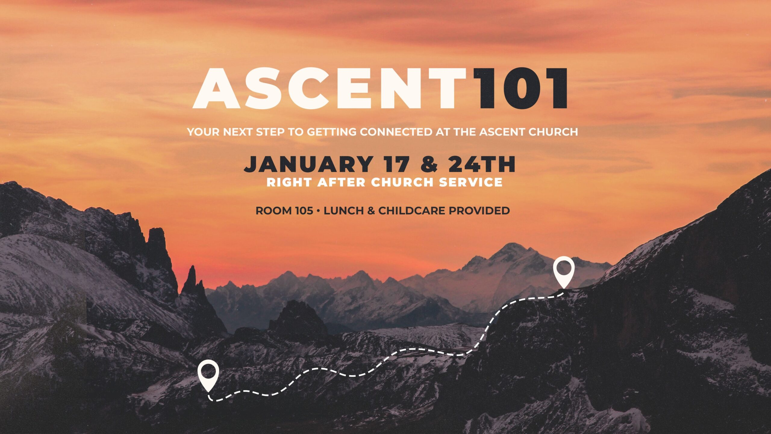 Register for Ascent101 by clicking on this graphic