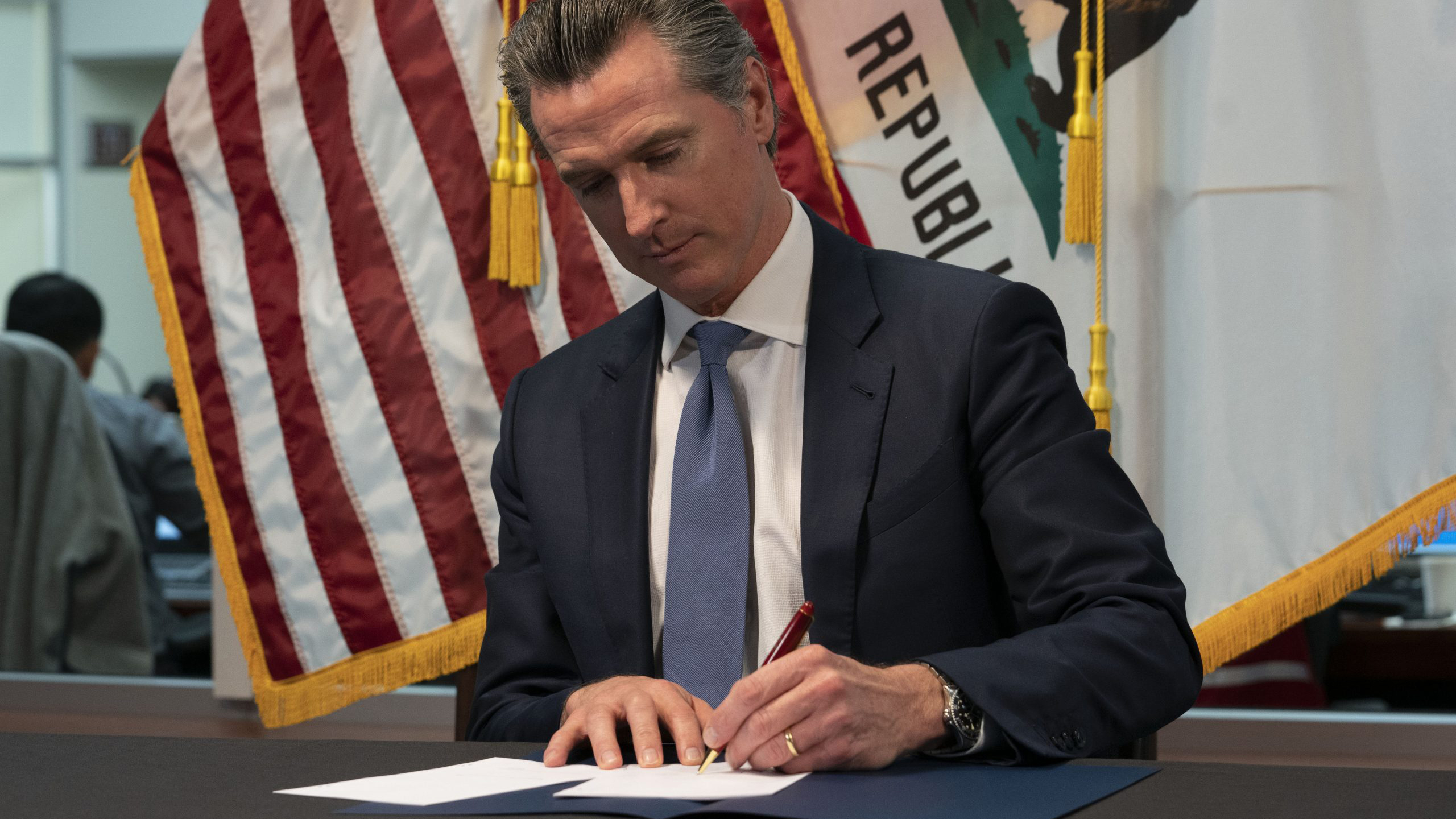 Governor Newsom Takes Executive Action To Establish A Statewide Moratorium On Evictions
