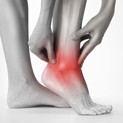 foot ankle injuries