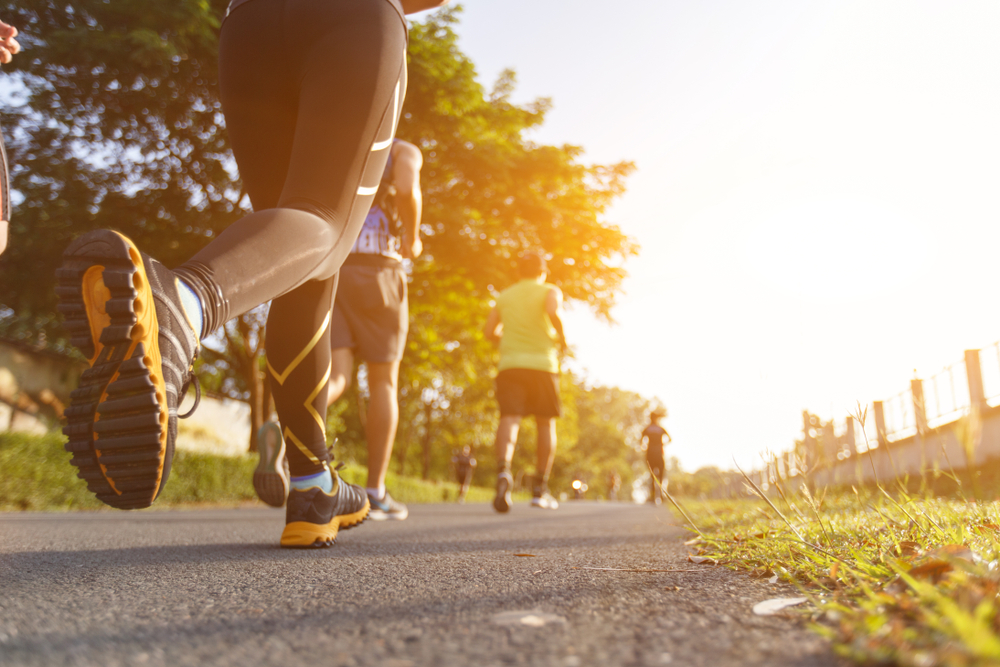 How to keep your morning run healthy for your feet