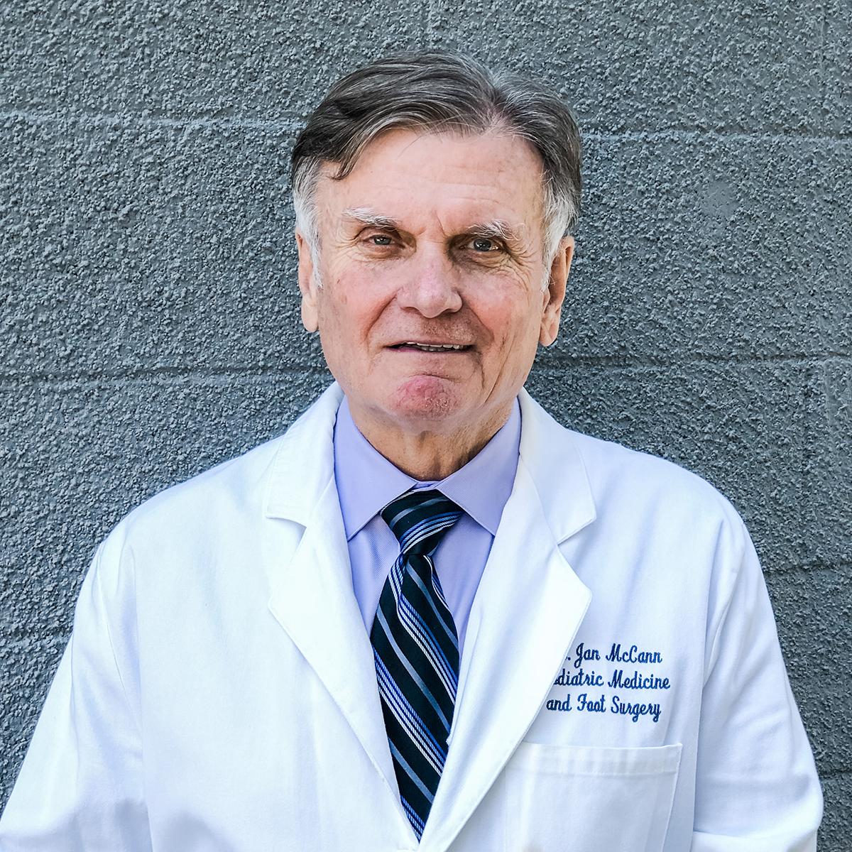 Jan McCann, DPM - Podiatrist in Laguna Hills, CA