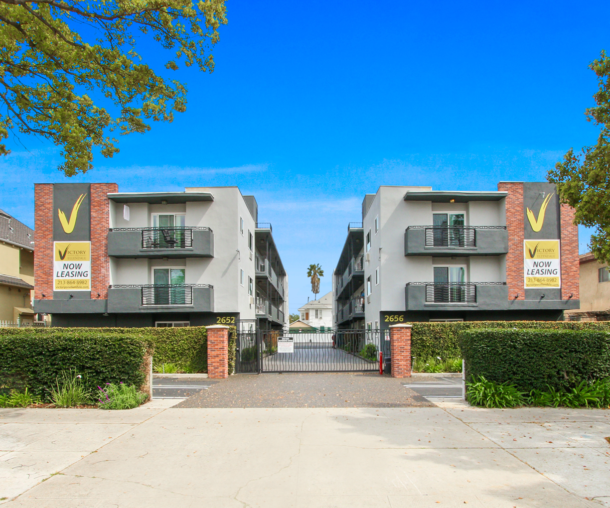 usc office campus housing
