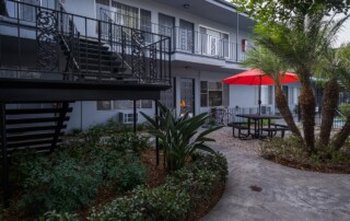 off campus usc student housing