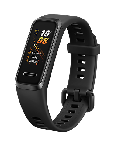 Huawei Smart Watch Band 4-Andes B29 Graphite Black