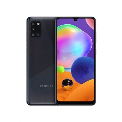 Samsung Galaxy A31 Negro Image 1