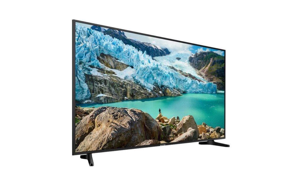 Samsung Smart TV 55 Pulgadas 4K UHD 2160 Pixeles