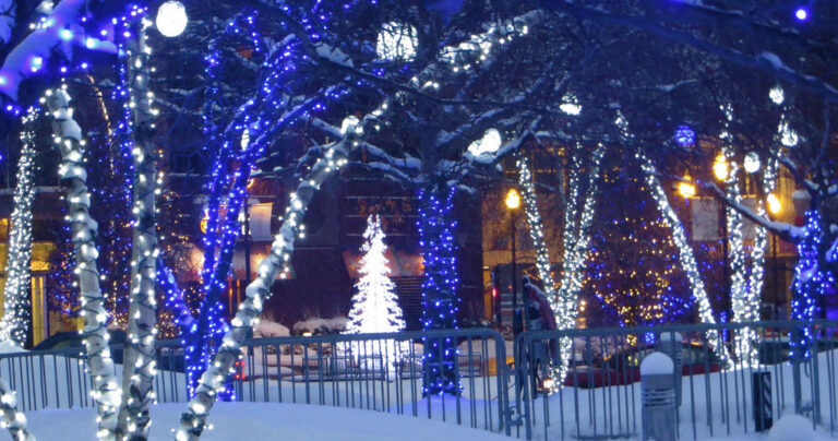 5 Ways to Celebrate Christmas in Grand Rapids
