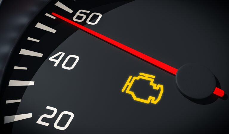 5 Reasons Your Check Engine Light Might Be On