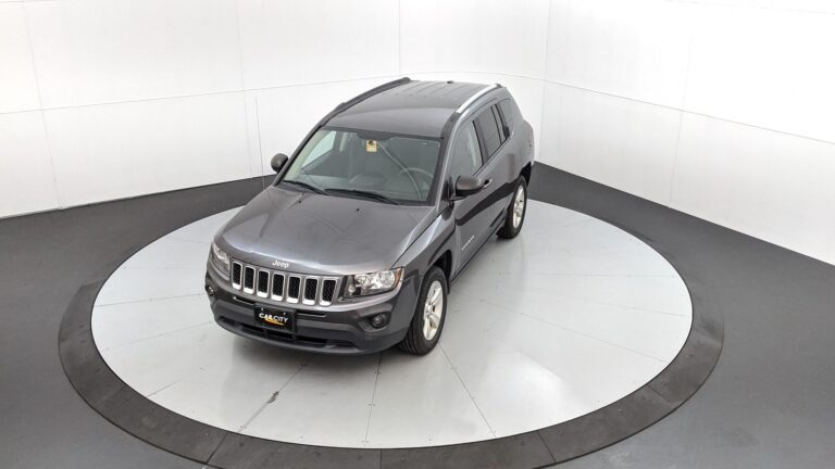 Used Jeep Showdown: First vs Second Generation Compass