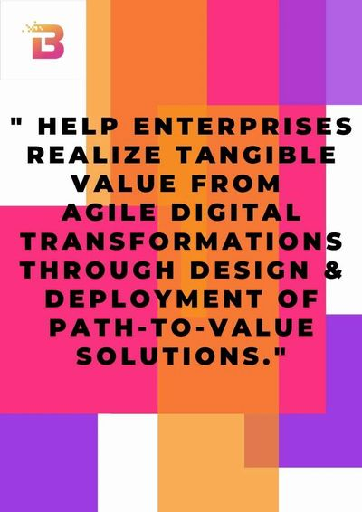 Leading Digital Transformation Consulting Firm