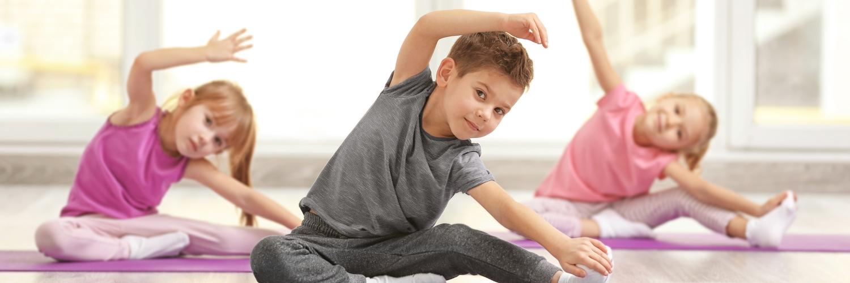 Active Kids Group | Boy Girl Yoga |