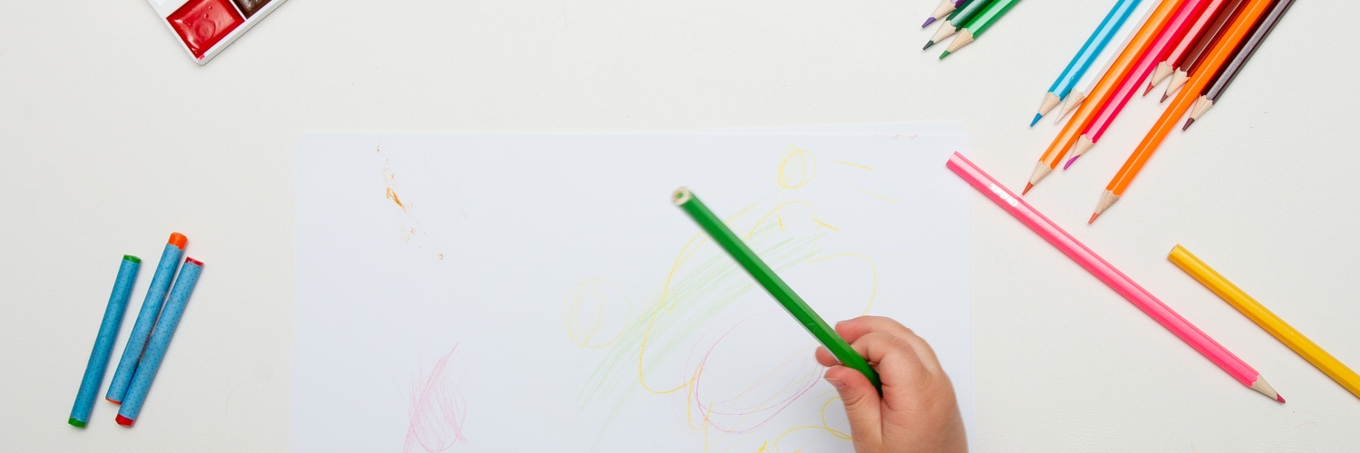Active Kids Group | Colouring Pencil |