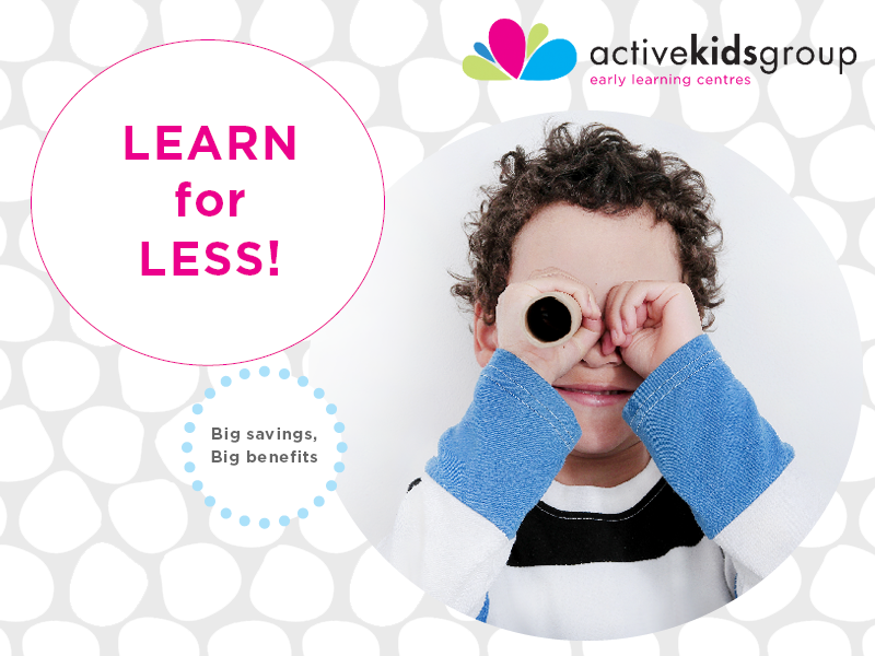 Active Kids Group   World Square Special Offer2  