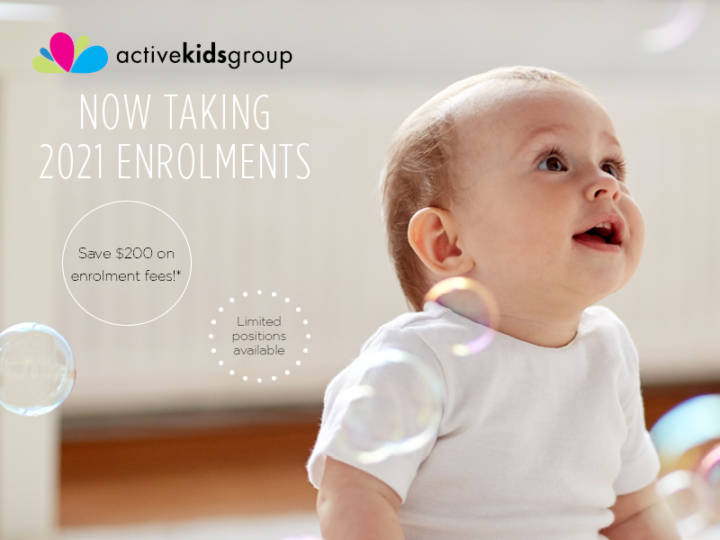 Active Kids Group   2021 Enrolments campaign for social FINAL 1  