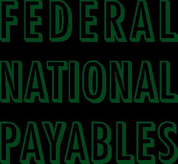 Federal National Payables