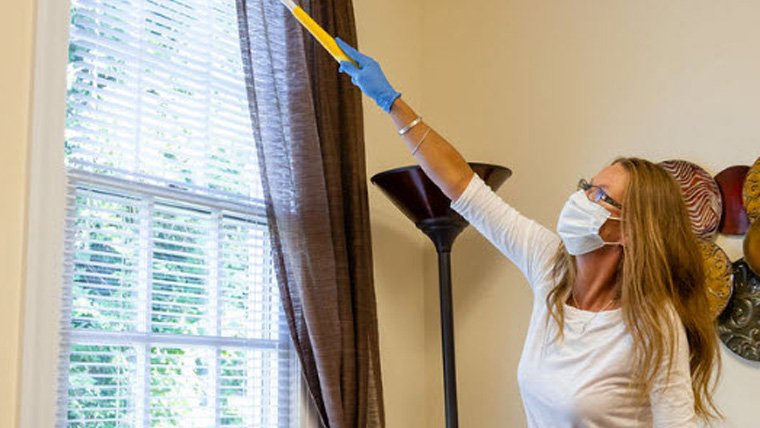 Call Sweep Away to clean your home or business from top to bottom today.