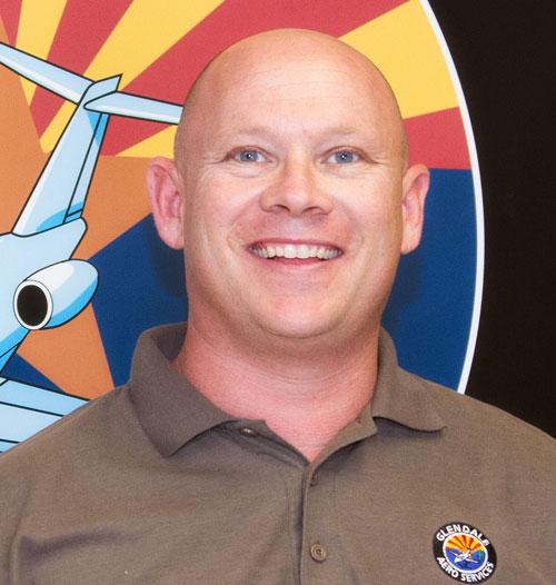 Glendale Aero Service - John Fisher, Maintenance Director