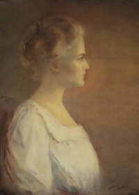Alice Smith Self Portrait 1908