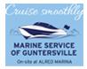 marine services of guntersville logo