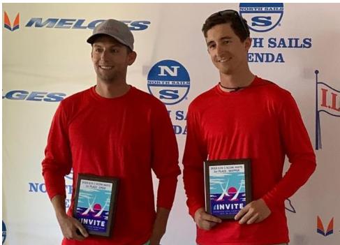 Will Haeger and Brad Roble win 2019 C Invite