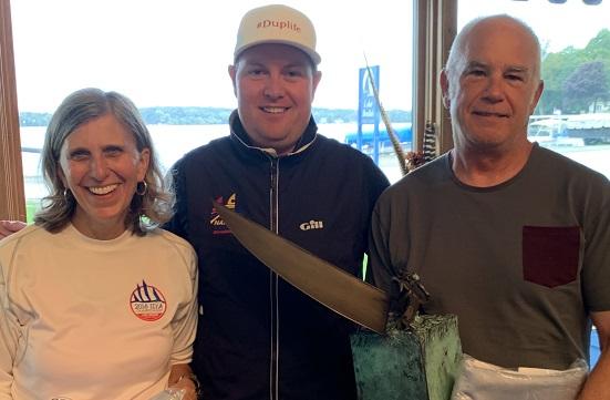 Frank Davenport (B-303) defends home lake and wins Beulah Challenge!