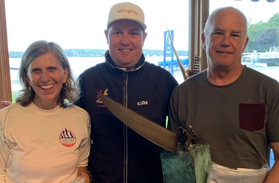 Frank Davenport (B-303) defends home lake and wins Beulah Challenge!