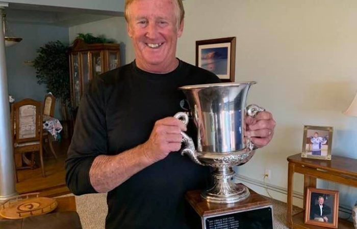 Tom Keenan (LF-88) Wins Fenton Fall Regatta