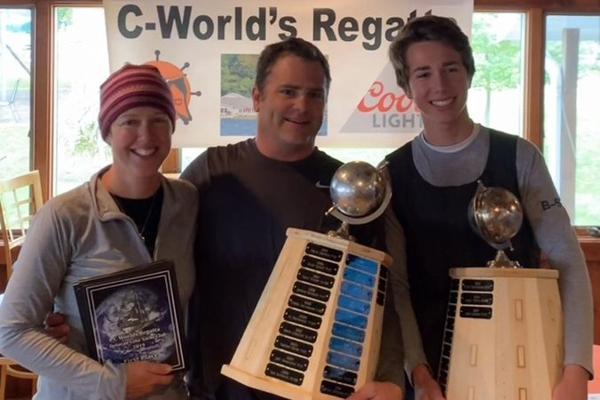 Augie Jarecki and Family win 2019 C Worlds!