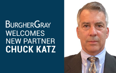BurgherGray expands to Chicago, adds new partner Chuck Katz