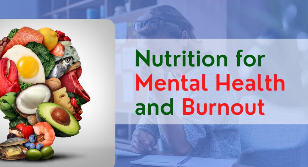 Mental health & Burnout