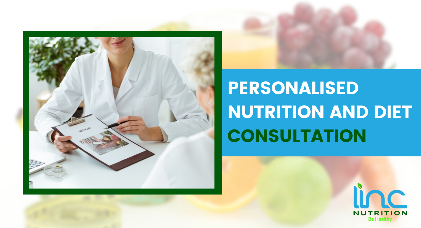 Personalised Nutrition and Diet Consultation