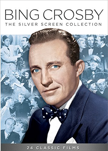Bing Crosby: The Silver Screen Collection (Going My Way, Holiday Inn, Rhythm on the Range, Birth of the Blues, Road to Morocco, Waikiki Wedding  + 18 more!)