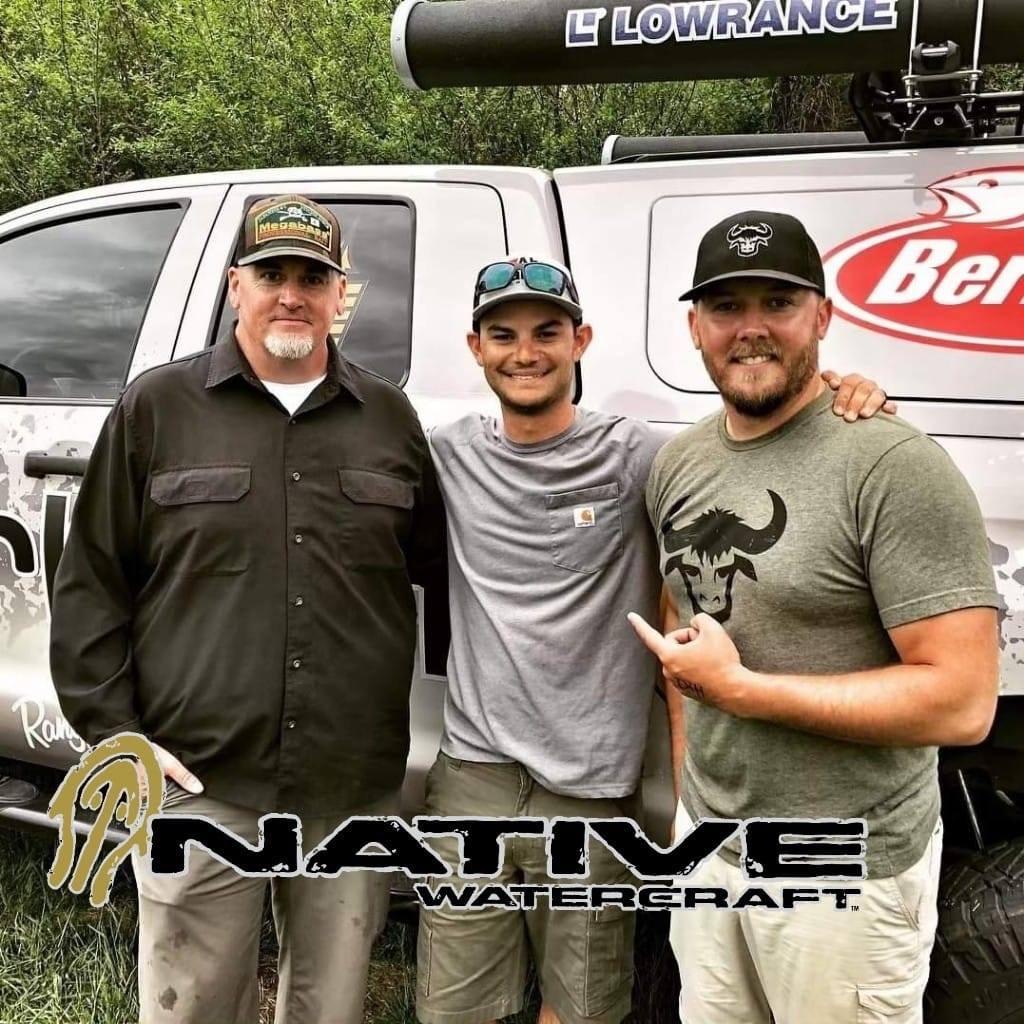 Ryan, Steve and Jordan