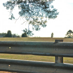"Guardrail at… ""Home – Home on the Range…"""
