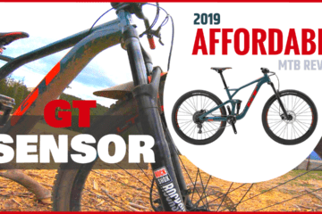GT Sensor Affordable MTB Review 2019