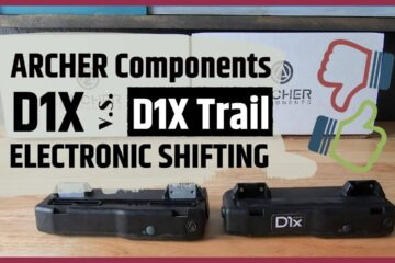 Archer Components D1X VS D1X Trail