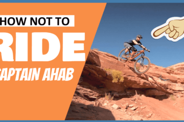 How not to ride Captain Ahab