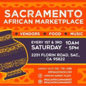 African Market Place - Every 1st & 3rd Sat @ Florin Square