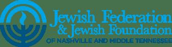 Jewish Federation & Jewish Foundation of Nashville and Middle Tennessee Logo