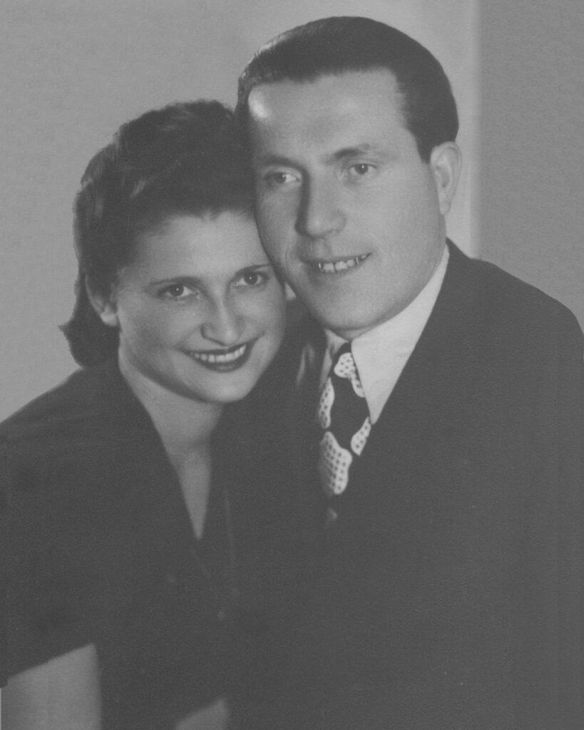 Sol and Sonia Marko
