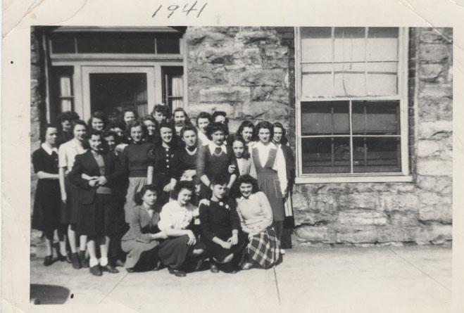 May Hosiery Mill, 1941