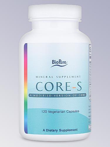 BioPure CORE-S Trace Minerals