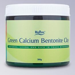 Green Calcium Bentonite Clay 300g