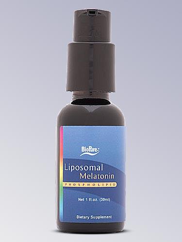 Liposomal Melatonin Phospholipid