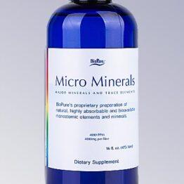 BioPure Micro Minerals Supplement