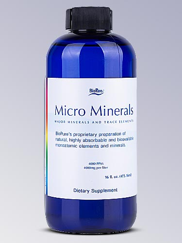 BioPure Micro Minerals Supplement