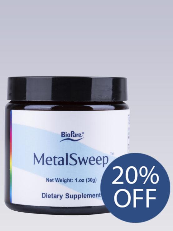 BioPure Metalsweep metal detox