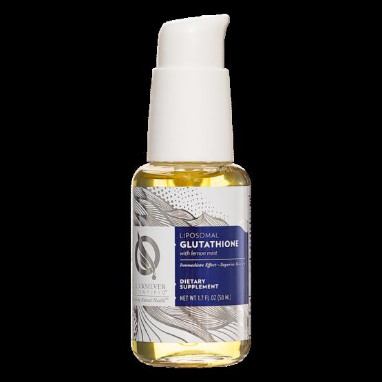 QuickSilver Scientific Therasomal (liposomal) Glutathione